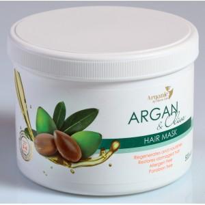 Маска за коса Argan & Olive 500 ml