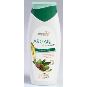 Шампоан Argan & Olive 400 ml