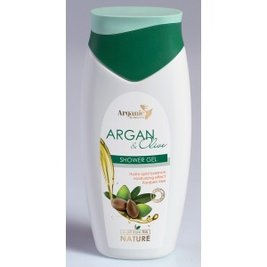 Душ гел Argan & Olive 250 ml