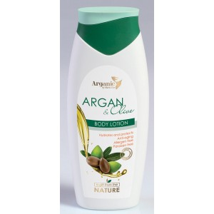 Лосион за тяло Argan & Olive 400 ml
