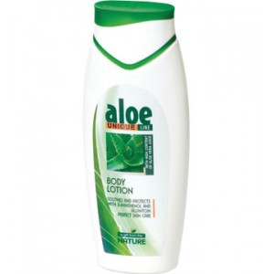 Лосион за тяло Aloe Vera Unique 400 мл