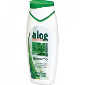 Aloe Vera Unique Shampoo 250 ml, 400 ml