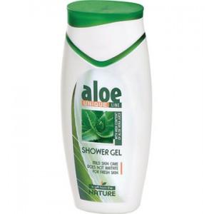 Душ-гел Aloe Vera Unique 250 мл